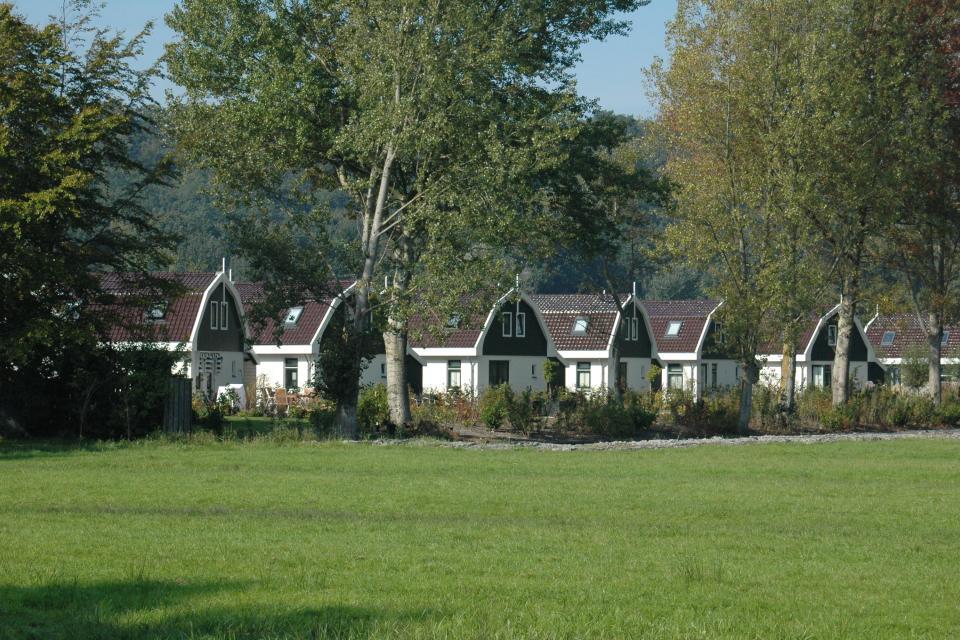 Résidence Koningshof Overzicht Vakantiehuizen Op Bungalowpark